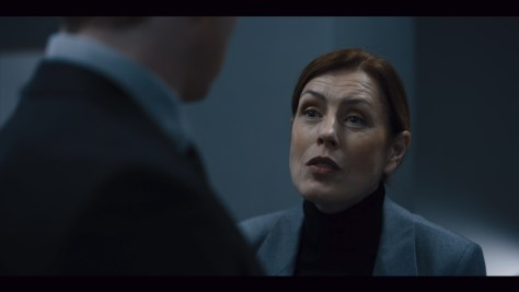 Anne Sampson, Bodyguard, BBC One, World Productions, ITV Studios Global Entertainment, Netflix, Gina McKee