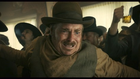 Curly Joe's Brother, The Ballad of Buster Scruggs, Netflix, Annapurna Pictures, The Coen Brothers, Danny McCarthy