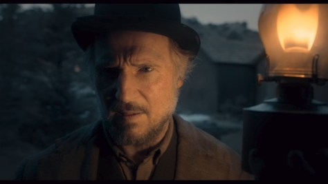 Impresario, The Ballad of Buster Scruggs, Netflix, Annapurna Pictures, The Coen Brothers, Liam Neeson