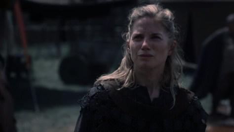 Lady Hild, The Last Kingdom, BBC Two, BBC America, Netflix, Carnival Film and Television, Eva Birthistle