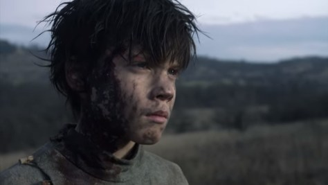 Osbert, The Last Kingdom, BBC Two, BBC America, Netflix, Carnival Film and Television, Tom Taylor
