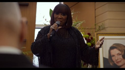 Patti LaBelle, The Kominsky Method, Netflix, Chuck Lorre Productions, Warner Bros. Television, Patti LaBelle