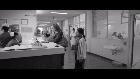 Hospital Receptionist, Roma, Netflix, Participant Media, Esperanto Filmoj