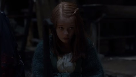 Young Thyra, The Last Kingdom, BBC Two, BBC America, Netflix, Carnival Film and Television, Madeleine Power