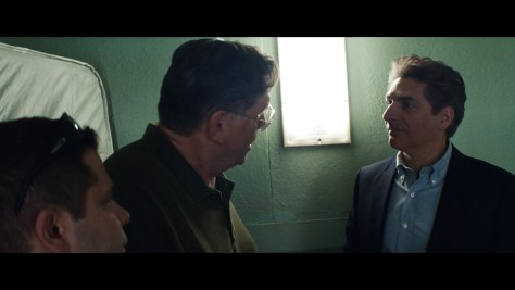 Governer Cuomo, Escape at Dannemora, Showtime, Michael De Luca Productions, Red Hour Productions, Michael Imperioli