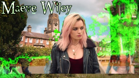 Maeve Wiley, Sex Education, Netflix, Eleven Film, Emma Mackey