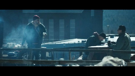 Odell, Escape at Dannemora, Showtime, Michael De Luca Productions, Red Hour Productions, Dominic Colón