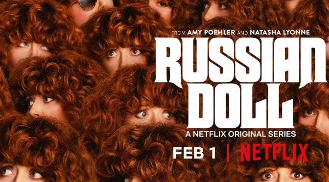 Russian Doll, Netflix, Universal Television, Paper Kite Productions, Jax Media, 3 Arts Entertainment