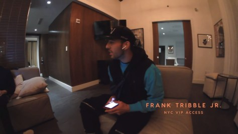 Frank Tribble Jr., Fyre: The Greatest Party That Never Happened, Netflix, Jerry Media, Library Films, Vice Studios