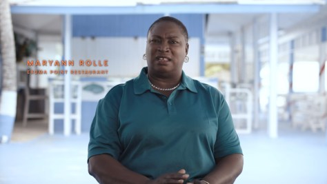 Maryann Rolle, Fyre: The Greatest Party That Never Happened, Netflix, Jerry Media, Library Films, Vice Studios