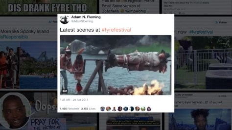 Fyre: The Greatest Party That Never Happened, Netflix, Jerry Media, Library Films, Vice Studios