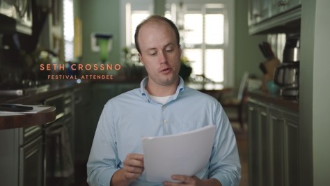 Seth Crossno, Fyre: The Greatest Party That Never Happened, Netflix, Jerry Media, Library Films, Vice Studios