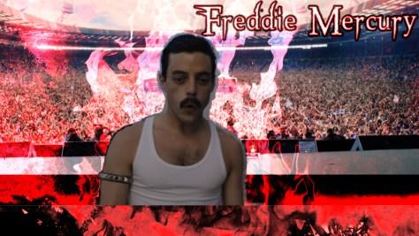 Freddie Mercury, Bohemian Rhapsody, 20th Century Fox, New Regency, GK Films, Queen Films, Rami Malek