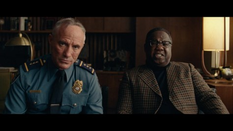 Mr. Turrentine, BlacKkKlansman, Focus Features,Blumhouse Productions, Monkeypaw Productions, QC Entertainment, 40 Acres and a Mule Filmworks, Legendary Entertainment, Perfect World Pictures, Isaiah Whitlock Jr.