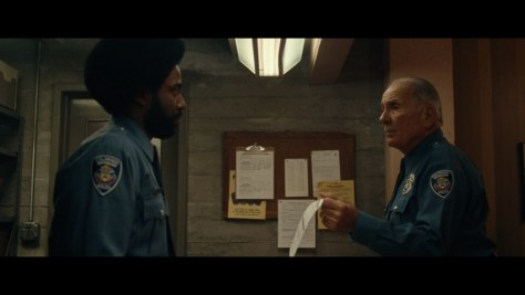 Officer Wheaton, BlacKkKlansman, Focus Features,Blumhouse Productions, Monkeypaw Productions, QC Entertainment, 40 Acres and a Mule Filmworks, Legendary Entertainment, Perfect World Pictures, Arthur J. Nascarella