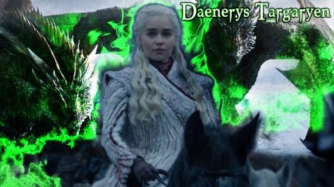 Daenerys Targaryen, Game of Thrones, HBO, Home Box Office Inc., HBO Entertainment, Warner Bros. Television Distribution, Television 360, Grok! Television, Generator Entertainment, Startling Television, Bighead Littlehead, Emilia Clarke