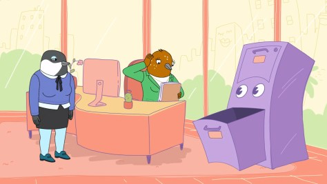 File Cabinet, Tuca & Bertie, Netflix, The Tornante Company, Brave Dummy, Boxer vs Raptor, ShadowMachine