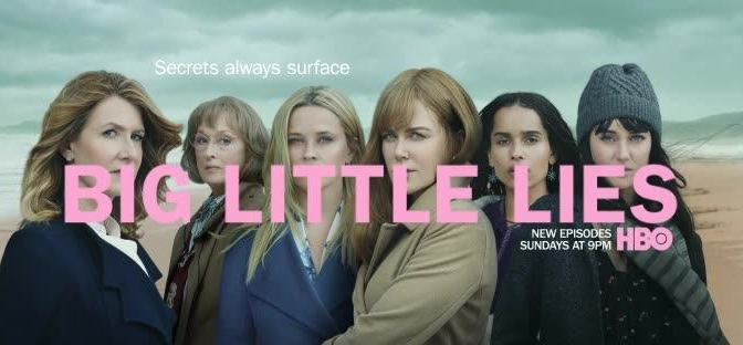 Big Little Lies, HBO, HBO Entertainment, Home Box Office Inc., Warner Bros. Television Distribution, Hello Sunshine, Blossom Films, David E. Kelley Productions