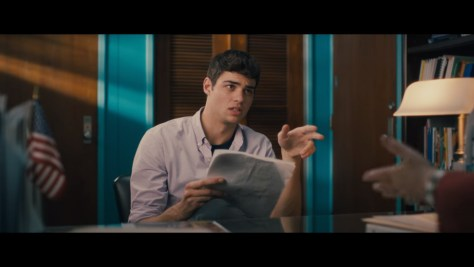 Brooks Rattigan, The Perfect Date, Netflix, Ace Entertainment, AwesomenessFilms, Noah Centineo