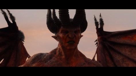 Satan, Good Omens, Amazon Prime Video, Amazon Video, BBC Two, Narrativia, The Blank Corporation, Amazon Studios, BBC Studios, Benedict Cumberbatch