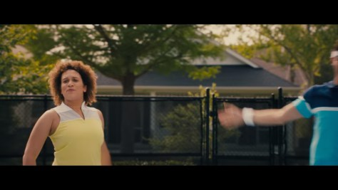 Tennis Date, The Perfect Date, Netflix, Ace Entertainment, AwesomenessFilms, Krystal Tomlin