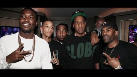 Shawn Carter, Jay Z, HOVA, Free Meek, Amazon Prime Video, Roc Nation, The Intellectual Property Corporation (IPC), Amazon Studios