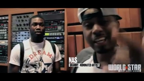 Nasir Jones, Nas, Free Meek, Amazon Prime Video, Roc Nation, The Intellectual Property Corporation (IPC), Amazon Studios