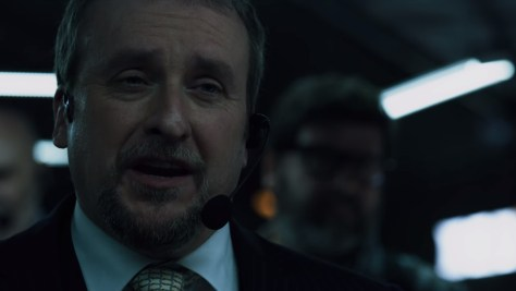 Colonel Tamayo, Money Heist, La Casa de Papel, Netflix, Vancouver Media, Fernando Cayo