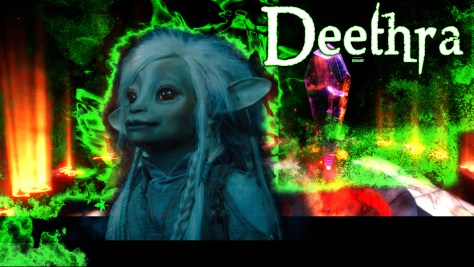 Deethra, The Dark Crystal: Age of Resistance, Netflix, The Jim Henson Company, Nathalie Emmanuel
