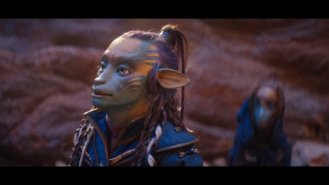 Rek'yr, The Dark Crystal: Age of Resistance, Netflix, The Jim Henson Company, Theo James