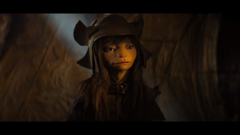 Rian, The Dark Crystal: Age of Resistance, Netflix, The Jim Henson Company, Taron Egerton