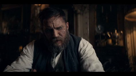 Alfie Solomons, Peaky Blinders, BBC One, British Broadcasting Corporation, Caryn Mandabach Productions, Tiger Aspect Productions, Netflix, Tom Hardy
