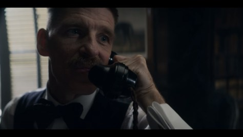 Arthur Shelby, Peaky Blinders, BBC One, British Broadcasting Corporation, Caryn Mandabach Productions, Tiger Aspect Productions, Netflix, Paul Anderson