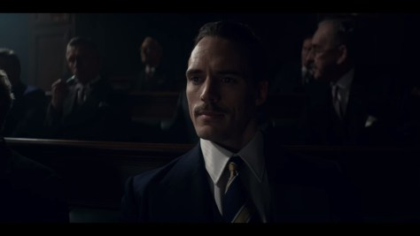 Oswald Mosley, Peaky Blinders, BBC One, British Broadcasting Corporation, Caryn Mandabach Productions, Tiger Aspect Productions, Netflix, Sam Claflin