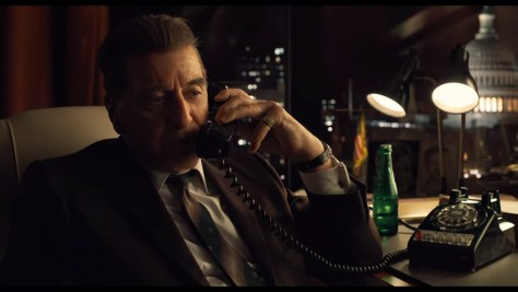 Jimmy Hoffa, The Irishman, Netflix, Tribeca Productions, Sikelia Productions, Winkler Films, Al Pacino