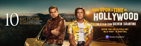Once Upon A Time In Hollywood, Columbia Pictures, Bona Film Group, Heyday Films