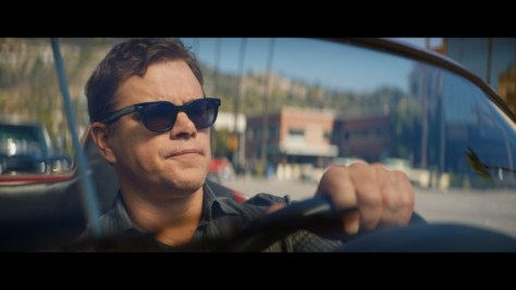Carroll Shelby, Ford v Ferrari, Twentieth Century Fox, Chernin Entertainment, Matt Damon