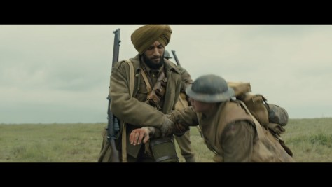 Private Jondalar, 1917, Universal Pictures, DreamWorks Pictures, Reliance Entertainment, New Republic Pictures, Neal Street Productions, Mogambo, Amblin Partners, British Film Commission, Screen Scotland, Nabhaan Rizwan