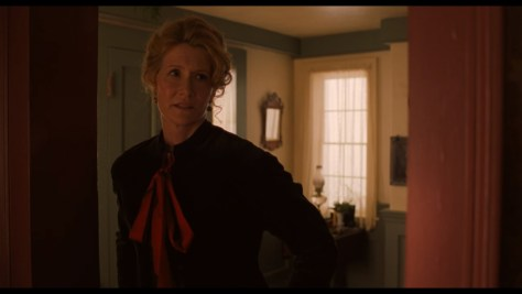 Marmee March, Little Women, Columbia Pictures, Instinctual VFX, New Regency Pictures, Pascal Pictures, Regency Enterprises, Sony Pictures Entertainment, Laura Dern