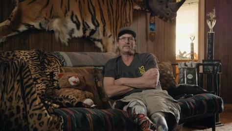 John Reinke, Tiger King, Netflix