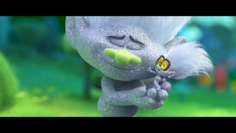 Tiny Diamond, Trolls World Tour, Universal Pictures, Dreamworks Animation, Dentsu, Kenan Thompson