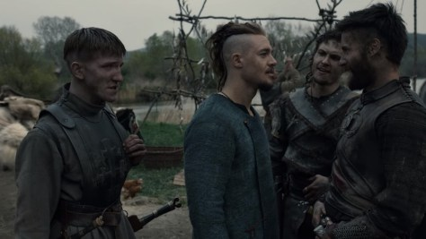 Osferth, The Last Kingdom, Netflix, Carnival Film & Television, Ewan Mitchell