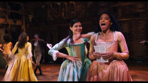 Angelica Schuyler, Walt Disney Pictures, 5000 Broadway Productions, RadicalMedia, Nevis Productions, Renée Elise Goldsberry