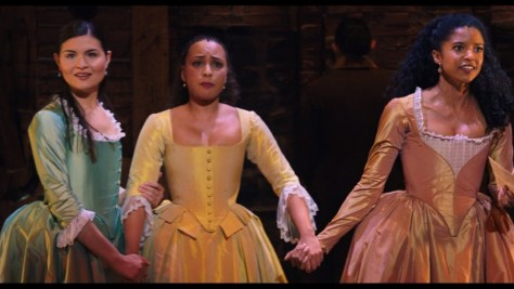 Peggy Schuyler, Walt Disney Pictures, 5000 Broadway Productions, RadicalMedia, Nevis Productions, Jasmine Cephas Jones