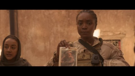 Nile Freeman, The Old Guard, Netflix, Denver and Delilah Productions, Dune Films, Image Comics, Marc Platt Productions, Skydance Media, KiKi Layne