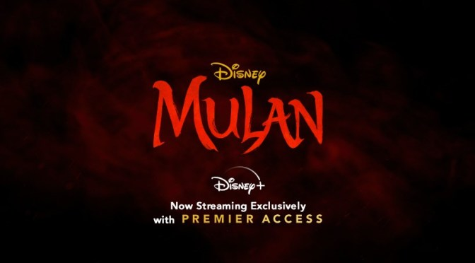 Mulan, Disney+, Walt Disney Pictures, Jason T. Reed Productions, Good Fear Content, China Film Group Corporation