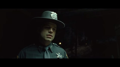 Deputy Lee Bodecker, The Devil All the Time, Netflix, Nine Stories Productions, Sebastian Stan
