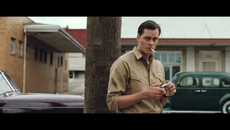 Willard Russell, The Devil All the Time, Netflix, Nine Stories Productions, Bill Skarsgård