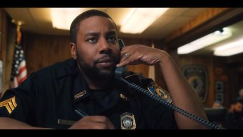 Sgt. Blake, Hubie Halloween, Netflix, Happy Madison Productions, Kenan Thompson
