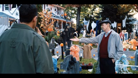 Walter Lambert, Hubie Halloween, Netflix, Happy Madison Productions, Steve Buscemi